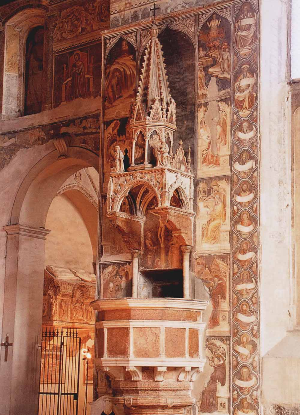 Tours - Cathedral of Saints Firums and Rusticus (photo 6)