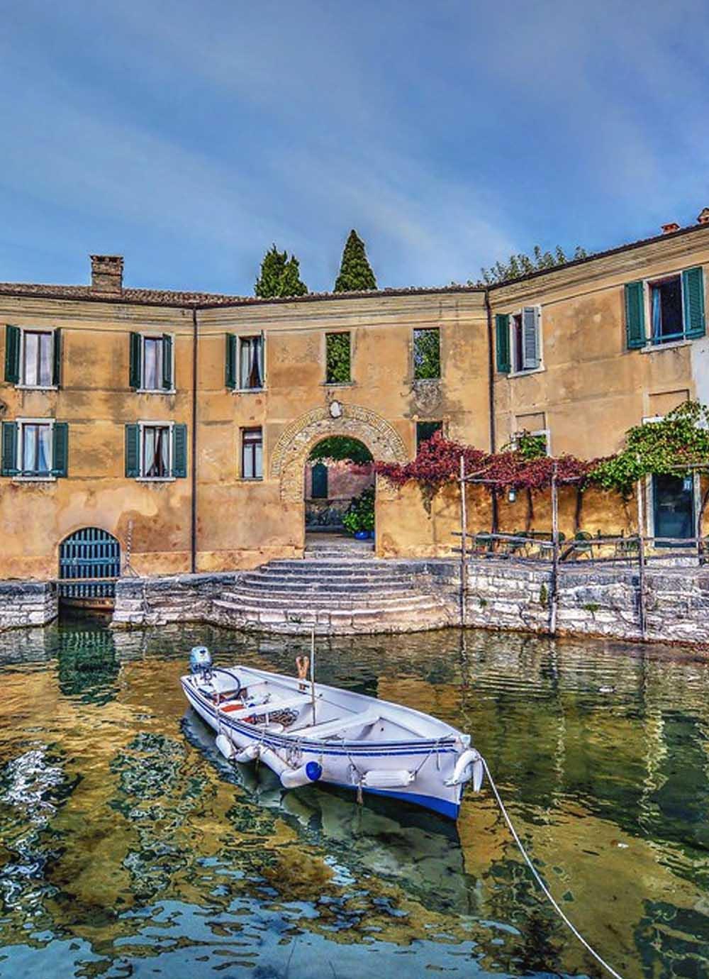 Tours - Excursion on Island Lake Garda (photo 5)