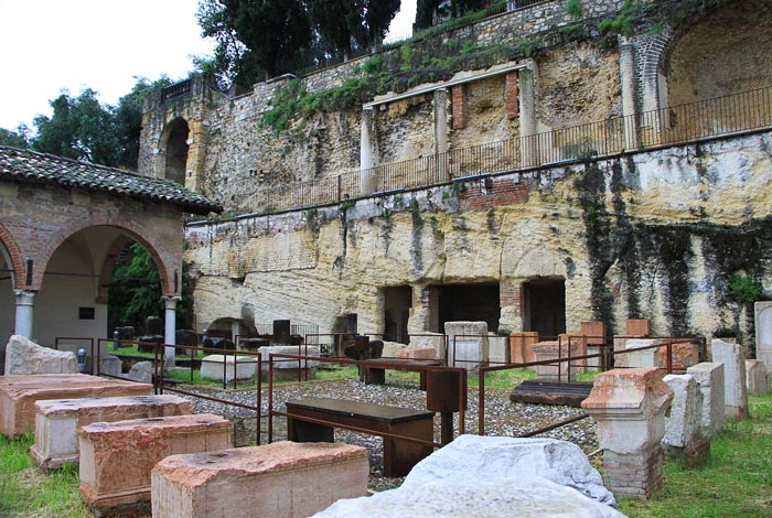 Tours - The Roman Theater and the Archaeological Museum (preview)