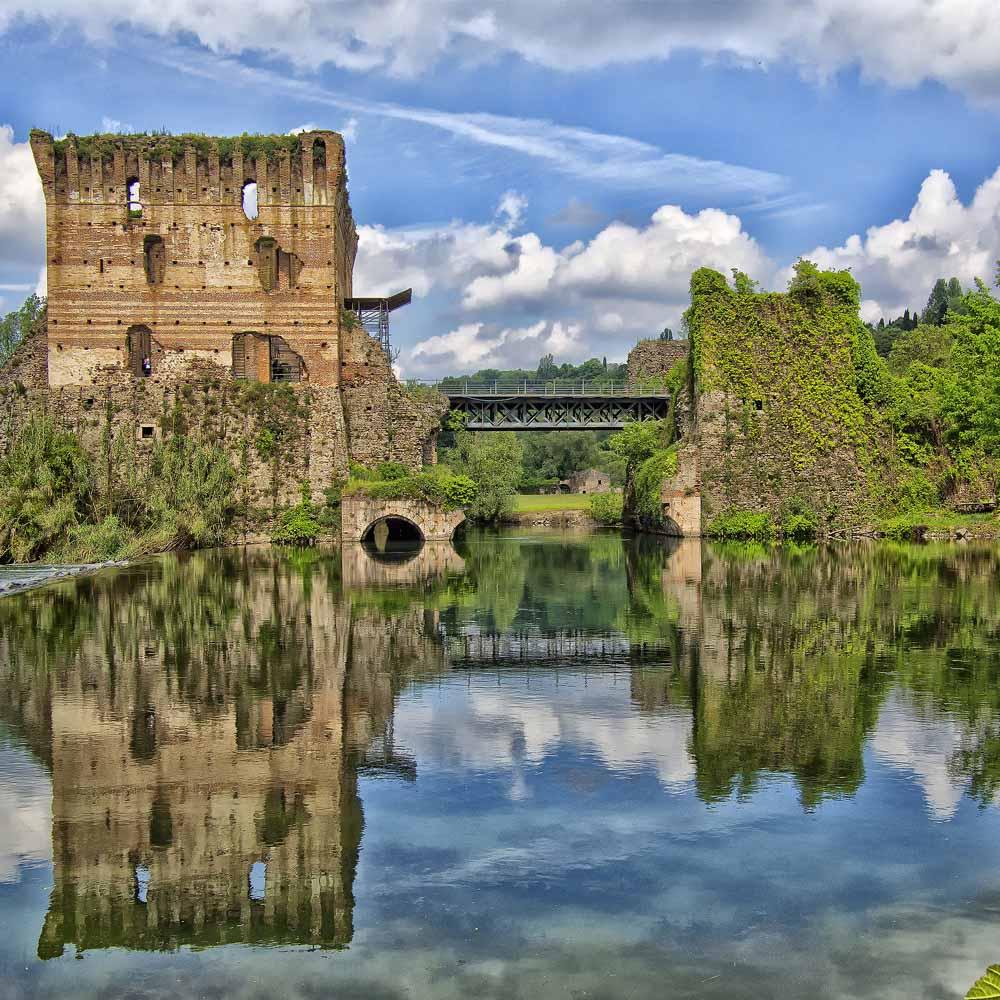 Tours - Valeggio and Borghetto (photo 1)