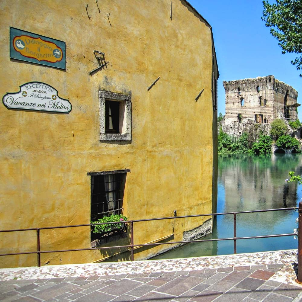 Tours - Valeggio and Borghetto (photo 6)