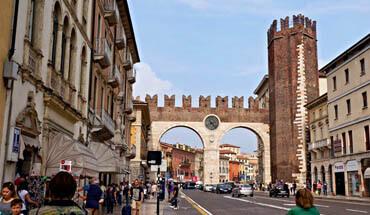 Verona and the architect Sanmicheli