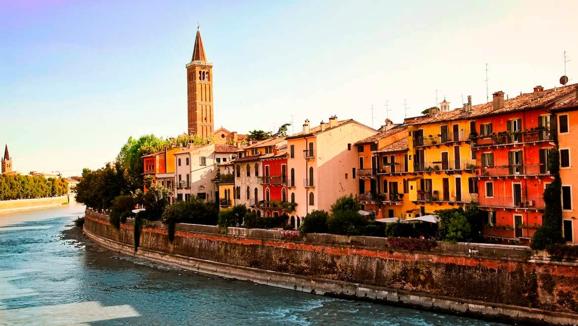 Guide in North Italy Eugenio Golovko: Excursions Verona